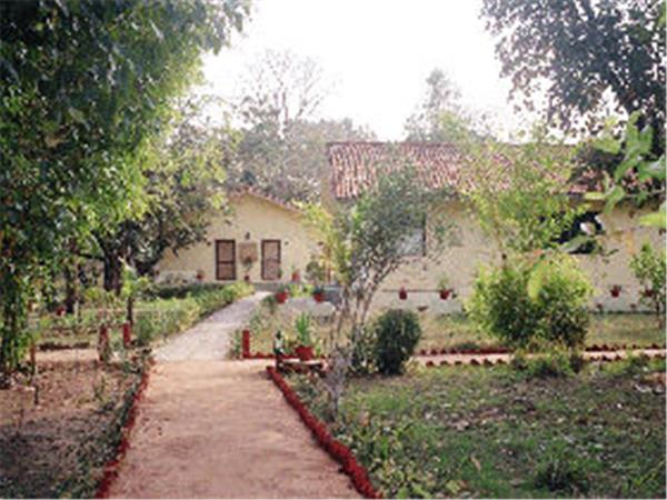 Bandhavgarh Tiger Reserve lodge