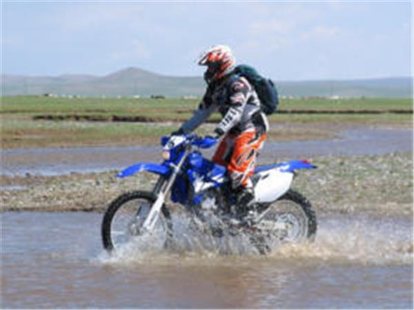 Mongolia motorcycle tour