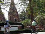 Central Thailand cycling & culture tour