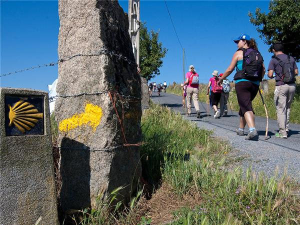 Camino de Santiago walking holiday Spain, self guided