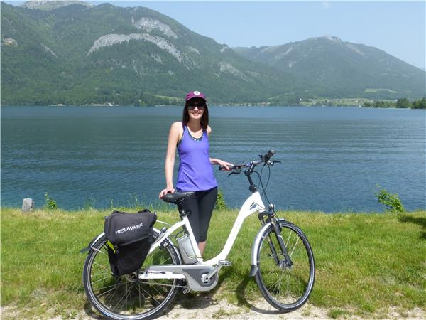 Austrian Lakes cycling holiday, self guided