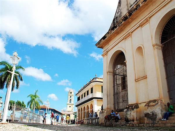 Cuba small group holiday, 9 days