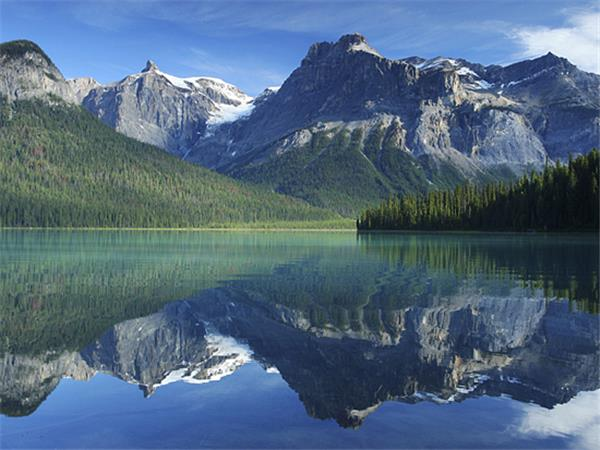 Canadian Rockies hiking holiday
