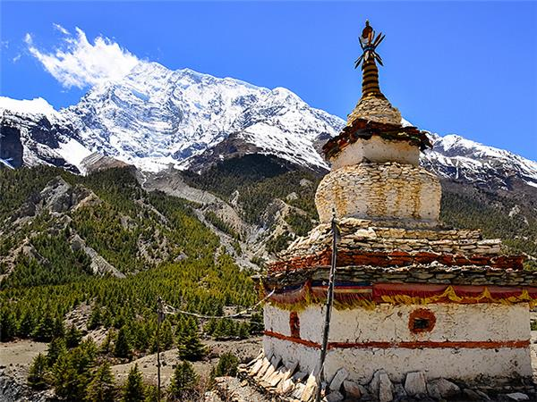 Annapurna luxury holiday in Nepal