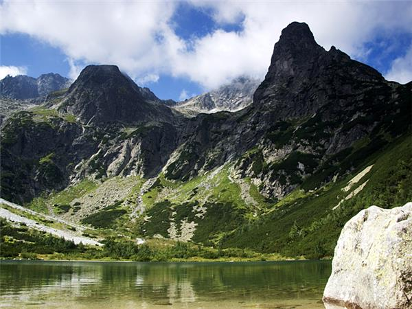 Poland walking holiday in the High Tatras