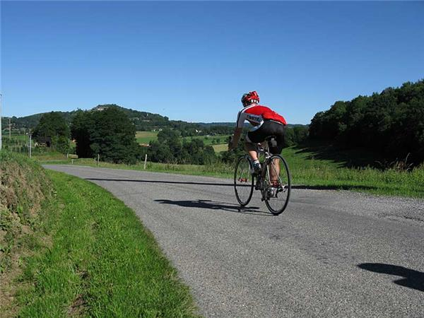 Raid Pyrennean Coast to Coast ride in France