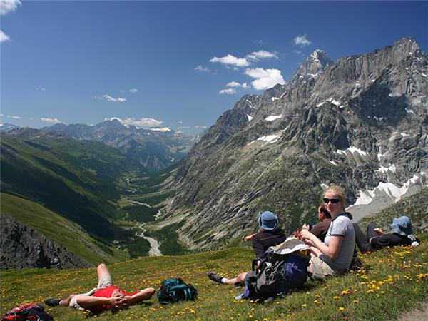 Mont Blanc Circuit walking holiday