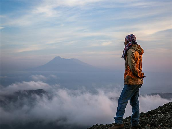 Volcano trekking holiday in Indonesia