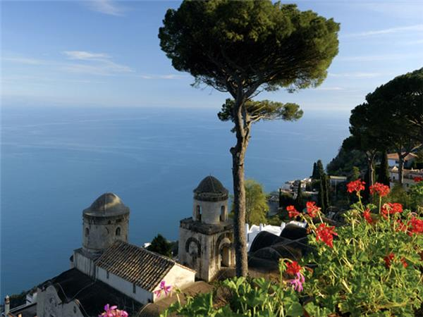Group tour in Italy, Rome to Amalfi Coast