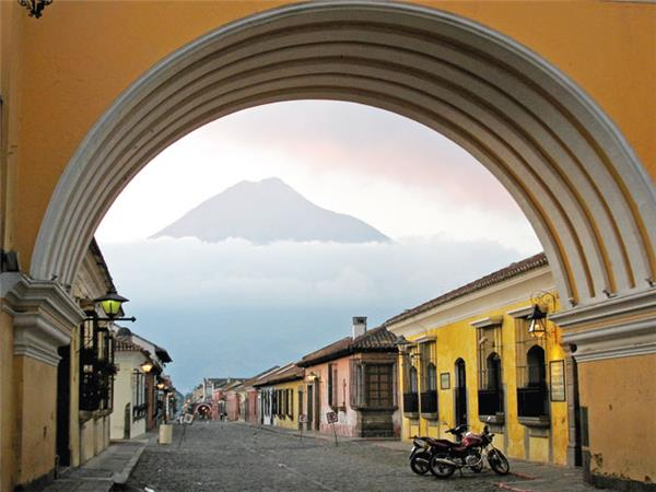Guatemala & Mexico overland holiday