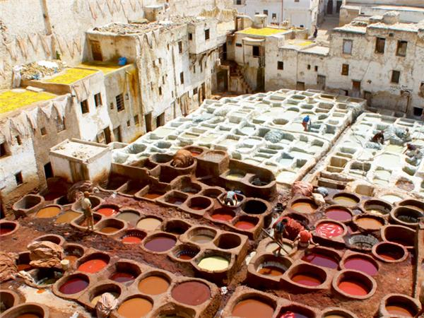 Morocco overland holiday, small group