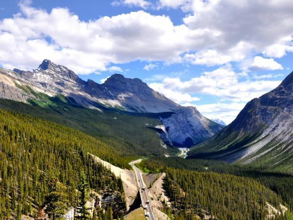 Canadian Rockies & wilderness walking holiday