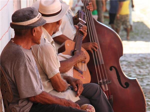 Cuba music & dance holiday