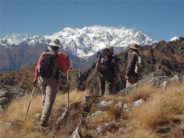 Indian Himalaya trekking holiday
