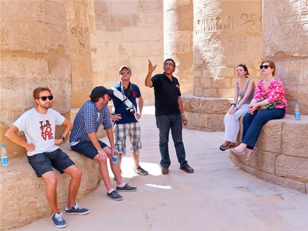 Jordan & Egypt holiday on a shoestring