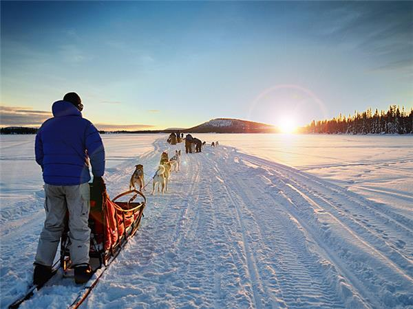 Lapland adventure holiday, Northern Lights & Icehotel