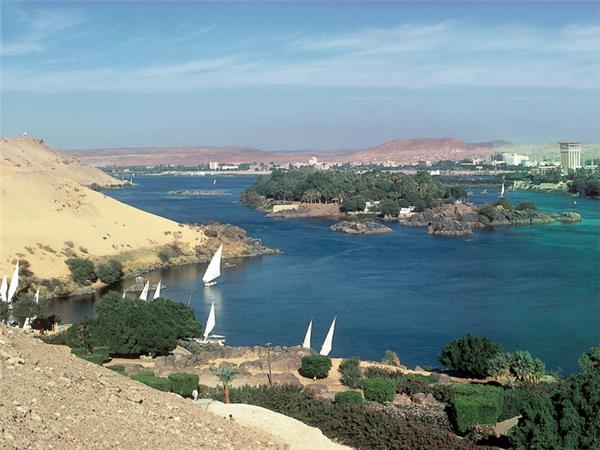 Nile cruise holiday in Egypt
