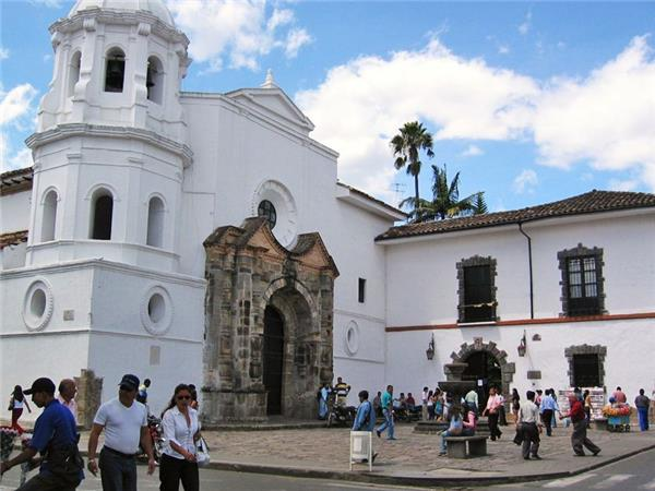 Quito to Cartagena, Colombia overland truck tour