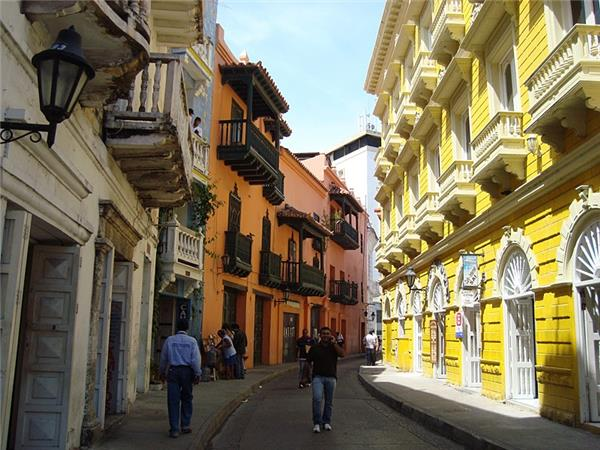 Small group holiday to Colombia