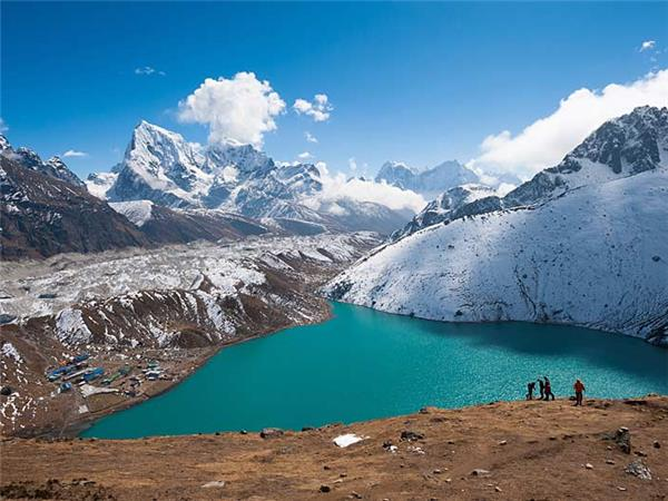 Everest Base Camp and Gokyo lakes trek in Nepal