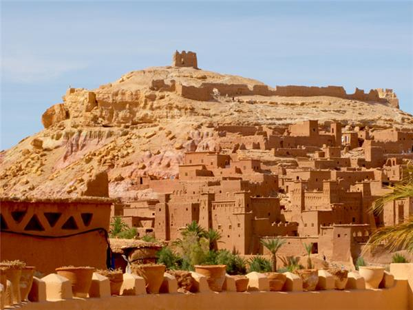 Moroccan adventure holiday