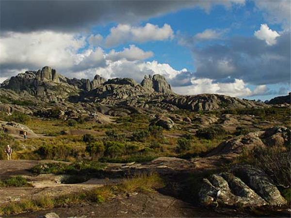Trekking holiday in Madagascar
