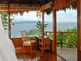 Costa Rica ecolodge luxury accommodation