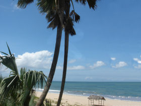 Gambia beach accommodation