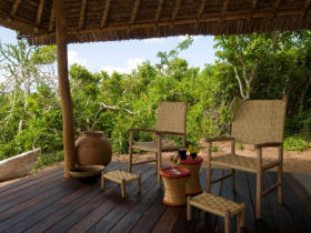 Mozambique luxury beach accommodation