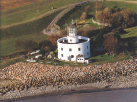 Lighthouse accommodation in Wales