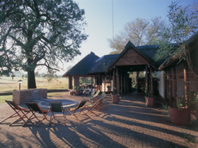 Sabi Sand safari lodge, South Africa