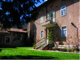 Slovenia wine country accommodation in Branik