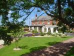 North Cornwall luxury organic accommodation