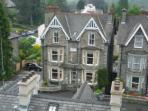 Ambleside bed and breakfast in the Lake District