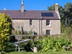 Northumberland self catering cottage