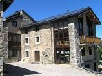 Planes accommodation in the French Pyrenees