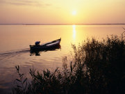 Albufera nature park, Valencia. Photo by Valencia Tourist Board