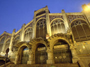 Central Market, Valencia. Photo by Valencia Tourist Board