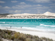 Coffin Bay National Park Beach, South Australia. Photo by South Australia Tourist Board