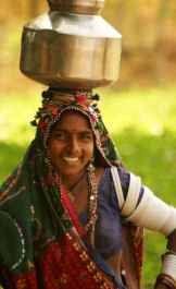 Meet local people on rural India holiday