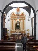 Ermita de Los Delores, Lanzarote. Photo by Nick Haslam
