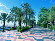 Esplanade of Spain, Valencia. Photo by Valencia Tourist Board