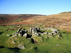 Dartmoor walking holiday in Devon, England