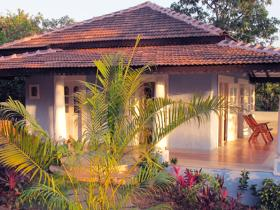 Goa luxury villas, India