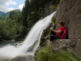 Outdoor activities in Trentino