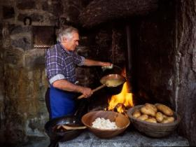Local Food in the Dolomites