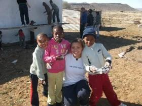 Community adult volunteering in South Africa