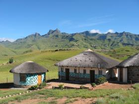 Southern Drakensberg guided hiking holiday, Africa