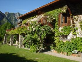Mercantour self catering gite, France