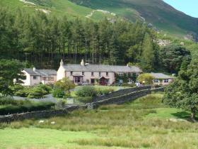 Lake District holiday cottages, England